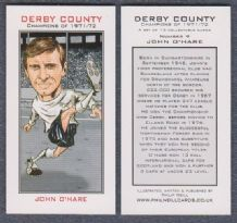 Derby County John O`Hare Scotland 9